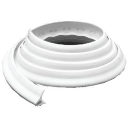 Taylor Made Products Deck Channel White Vinyl 110 In Tay