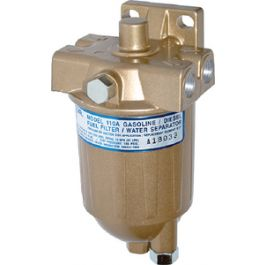 Racor Fuel Filter / Water Separator Gas Or sel RAC-110A on