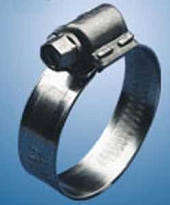 HOSE CLAMP ABA316 STAINLESS SIZE 32 MIN 1-1//2 MAX 2-1//2 13664 SCANDVIC MARINE