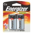 Eveready Battery Battery C Energizer 2/Cd    @6 EVR E93BP2