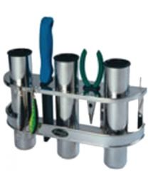 Tempress Products_Fish-On Stainless 3-Rod Holder TEP 22210