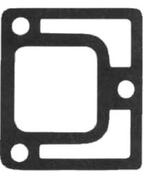Barr Marine Gasket-End Plate Gray 401Ci V8 BAR 10019