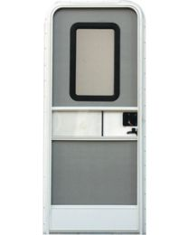 A P Products 26X72 Radius Entrance Door-RH APP 015217709