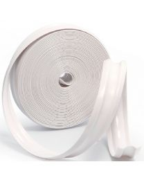 Camco 100 Ft Rl 1-In White Insert CAC 25202