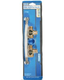 Camco Supreme Perm By-Pass W/Brass CAC 35953