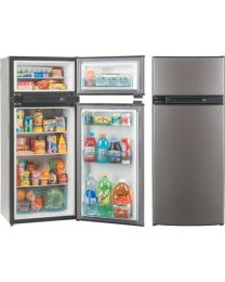 Norcold 5.3Cu Auto AC/DC/LP Grey Right NOR N3150AGR