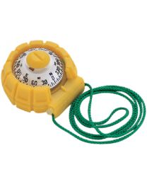 Ritchie Navigation Hand Bearing Compass Yellow RIT X11Y