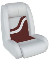 Wise Seating Bucket Seat White-Red WIS 8WD1129925