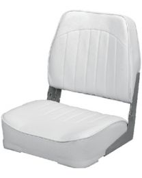 Wise Seating Economy Seat Gray/Charcoal WIS 8WD734PLS664