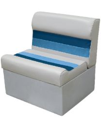 New Deluxe Pontoon Furniture wise Seating 8wd112-204 Arm Rest Right Radius White