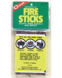 Coghlans Fire Stick Pack Of 12 CGL 7940