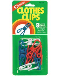 Coghlans Clothes Clips CGL 8041