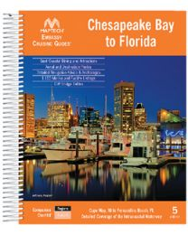 Maptech Emb Cr Gd Ches Bay-Fl 5Th Ed MAP CGCBF05