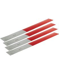 Optronics Conspicuity Tape Strips 4/Pk OPT RE418T
