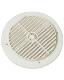 D & W Sales Eng. Louvered Air Conditioner Vent DWE 6840