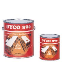 Dyco Qt 890 RV And Mobile Home Roof Coating White DYP 890QT