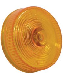 Anderson Marine Clearance Light 2 1/2 In Amber AND 142A