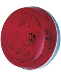 Anderson Round Red Sidemarker Light AND M104R