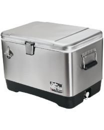 Igloo Coolers 54Q Cooler Stainless IGL 44669
