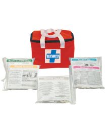 Orion Safety Products Blu Water First Aid Kt Nyl Bag ORI 841