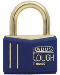 Abus Lock Padlock Brass 1-1/2In T84Mb/40 ABU 85611