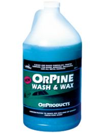 Orpine Orpine Wash & Wax - Gl ORP OPW8