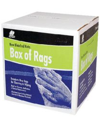 Buffalo Industries New Bleached Knits - 8Lb Box BUF 12026