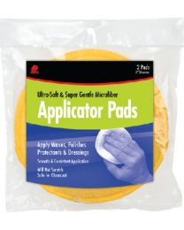 Buffalo Industries Microfiber Applicator Pad 2 Pk BUF 65025