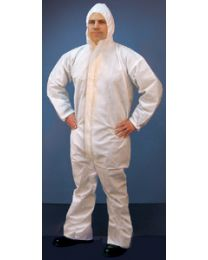 Buffalo Industries Microporous Coveralls - Large BUF 68254