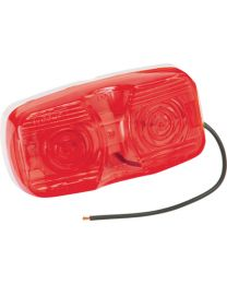 Bargman Clearance Light Red FUW 32003441
