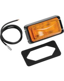 Bargman Clearance Light Amber #37 Black Bs FUW 4137032