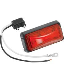 Bargman LED #37 Red Clearance Light FUW 4237401