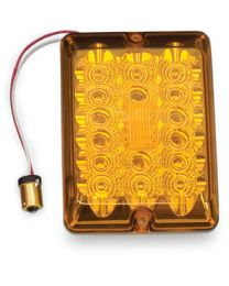 Bargman 84 Series LED Upgrade Kit Amber Turn Mod FUW 4284412