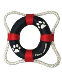 Paws Aboard Life Ring Toy PAW 2400