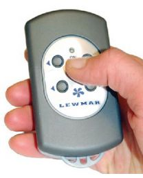 Lewmar 5 Button Wireless Remote Kit LEW 68000968
