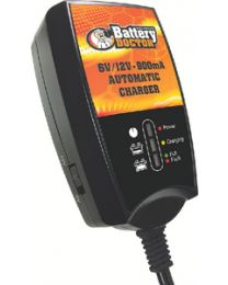 Wirthco 6/12V 900Ma Cec Smart Charger WRC 20026