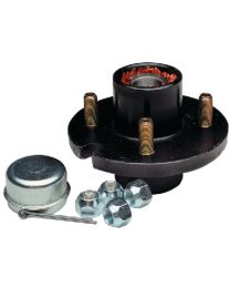 Tiedown Engineering 1-1/16In Hub Assembly W/Bolts TIE 81075