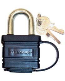 Trimax Locks 3-Packkeyed Alikesolid Steel TRX TPW3125