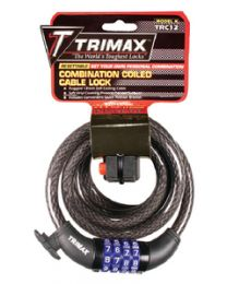 Trimax Locks 6'Resettable Combo Lock TRX TRC126