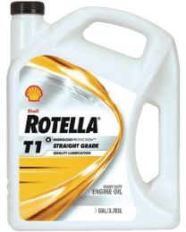 Shell Oil Rotella T1 30W Gal @ 3/Case SLL 550019857