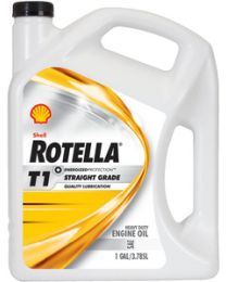 Shell Oil Rotella T1 40W Gal @ 3/Case SLL 550019858