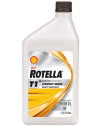 Shell Oil Rotella T1 30W 55 Gal Drum SLL 550019856