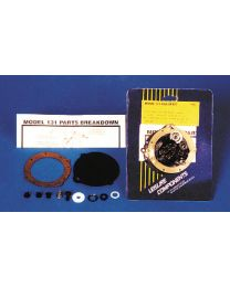 Leisure Components Repair Kit For 3 Way Pump LCP 1999
