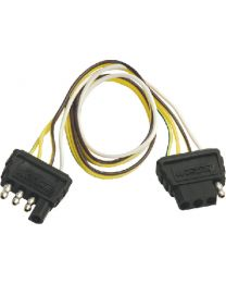 Wesbar 4-Flat Extension Harness 2' WES 707254