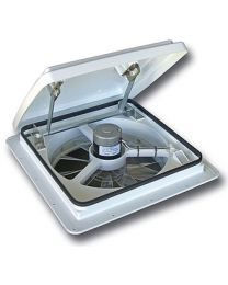 RV Products-Airxcel, Inc.(Maxx Air Vent) White Lid Manual Opening 4000K RVA 0004000K
