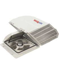 RV Products-Airxcel, Inc.(Maxx Air Vent) Fan/Mate Rain Cover White 855 RVA 00955001