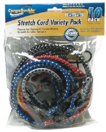 Boatbuckle Stretch Cord Variety 22-Pack BKL F13742