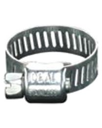 Ideal Hose Clamps All300Ss Micro Sz8 3/8-1In @10 IDE 62M08
