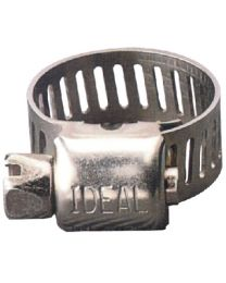 Ideal Marine Grade Stainless Steel Hose Clamps 10 Pack IDE 67285