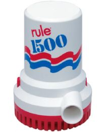 Rule 1500 Pump  12V RUL 02